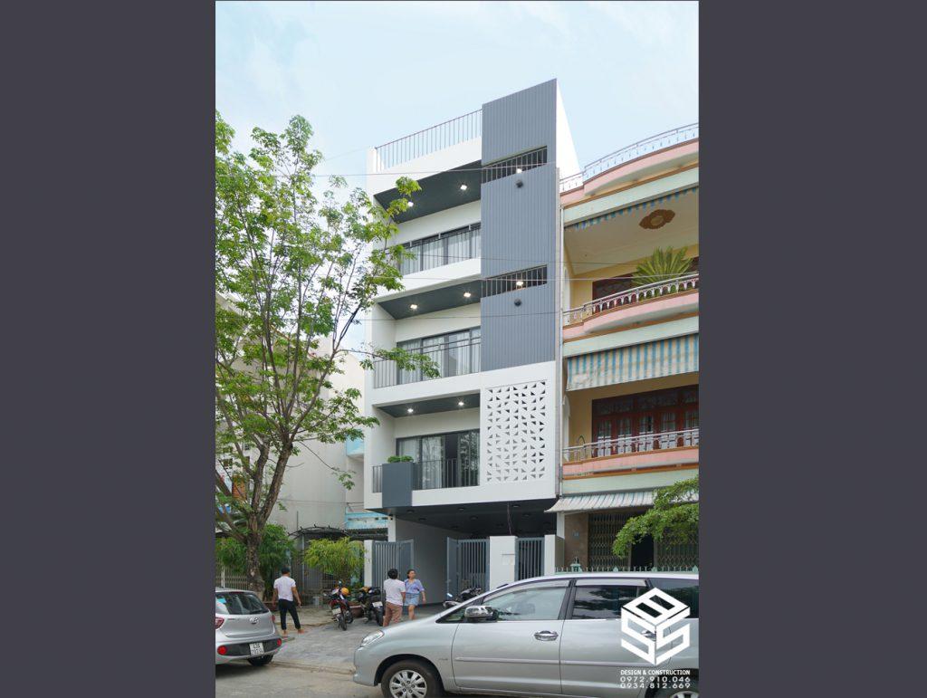 Thiết kế thi công Homestay Đà Nẵng - Han7