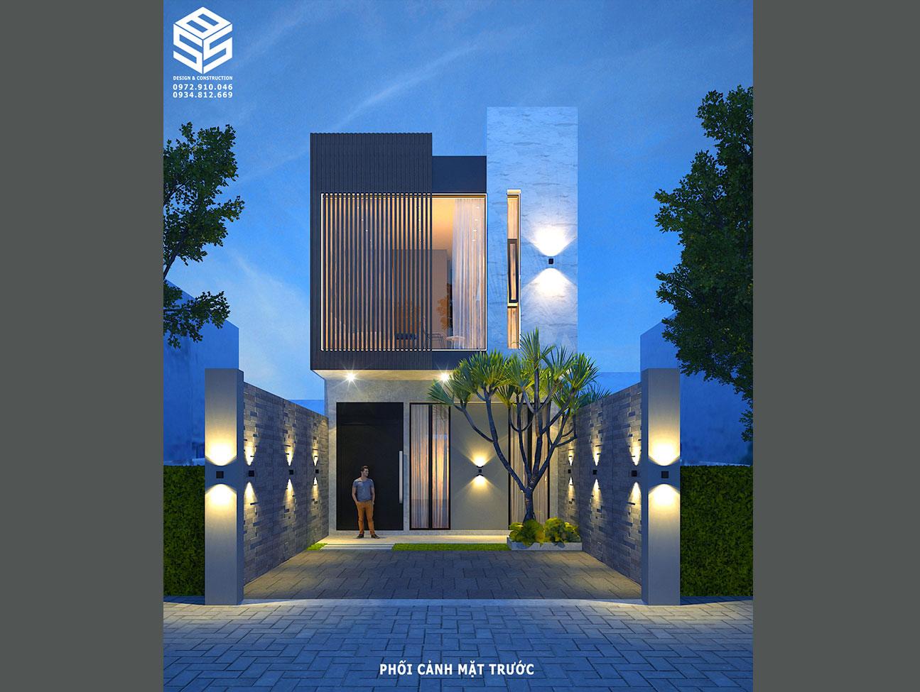Thiết kế nhà đẹp Đà Nẵng-VanGL19
