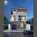 Thiết kế biệt thự tại Đà Nẵng-TÚ VILLA