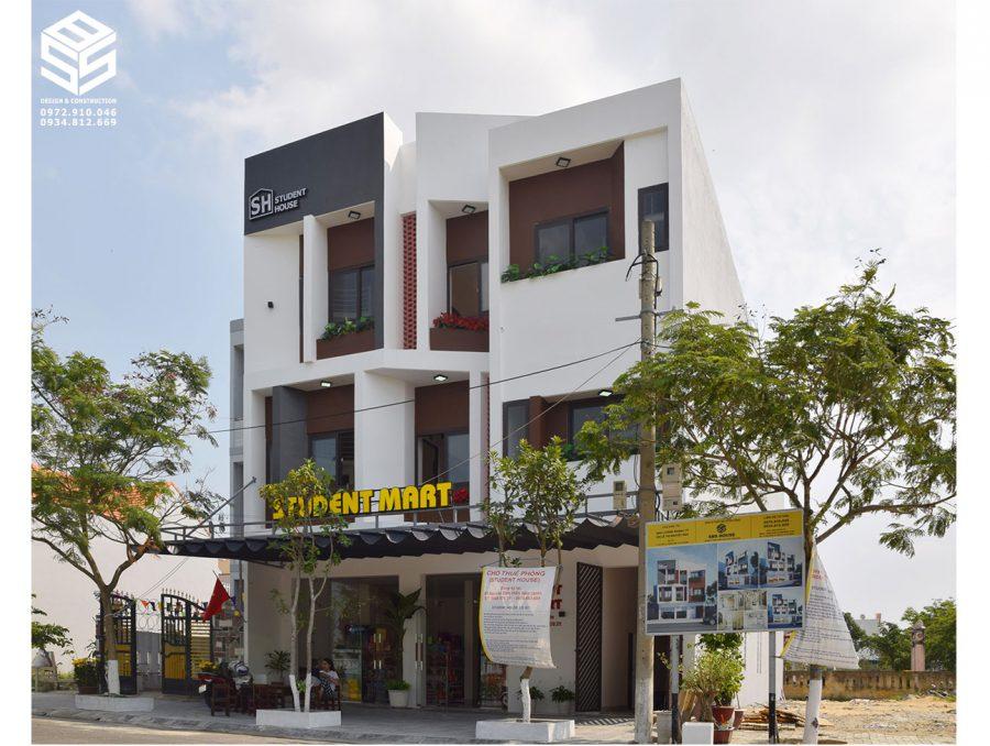 Thiết kế thi công căn hộ Đà Nẵng