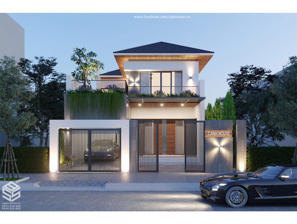 Thiết kế thi công biệt thự đẹp Đà Nẵng