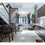 Mẫu nhà phố 2 tầng – Quang House's