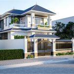 Kiến trúc & Nội thất biệt thự hiện đại đẹp – Phap's Villa