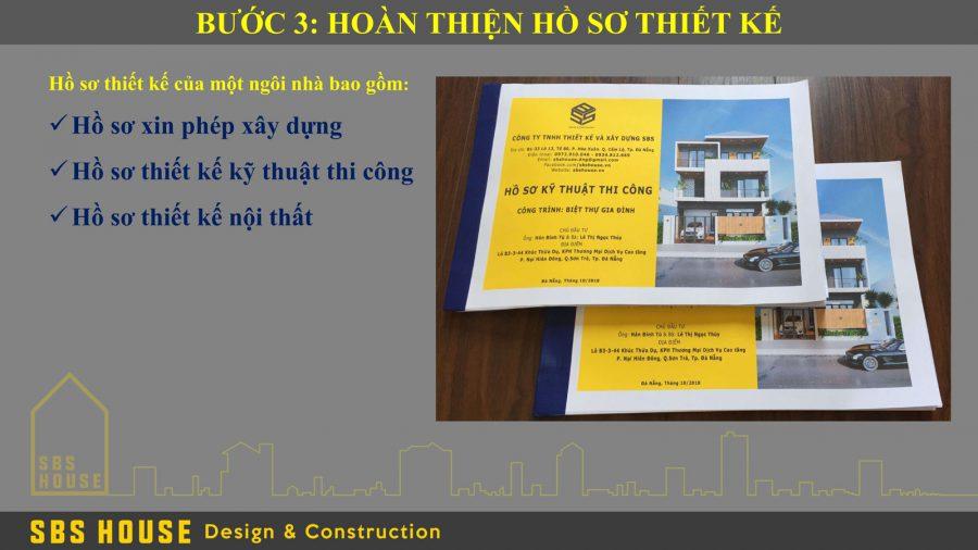Hồ sơ xin phép xây nhà