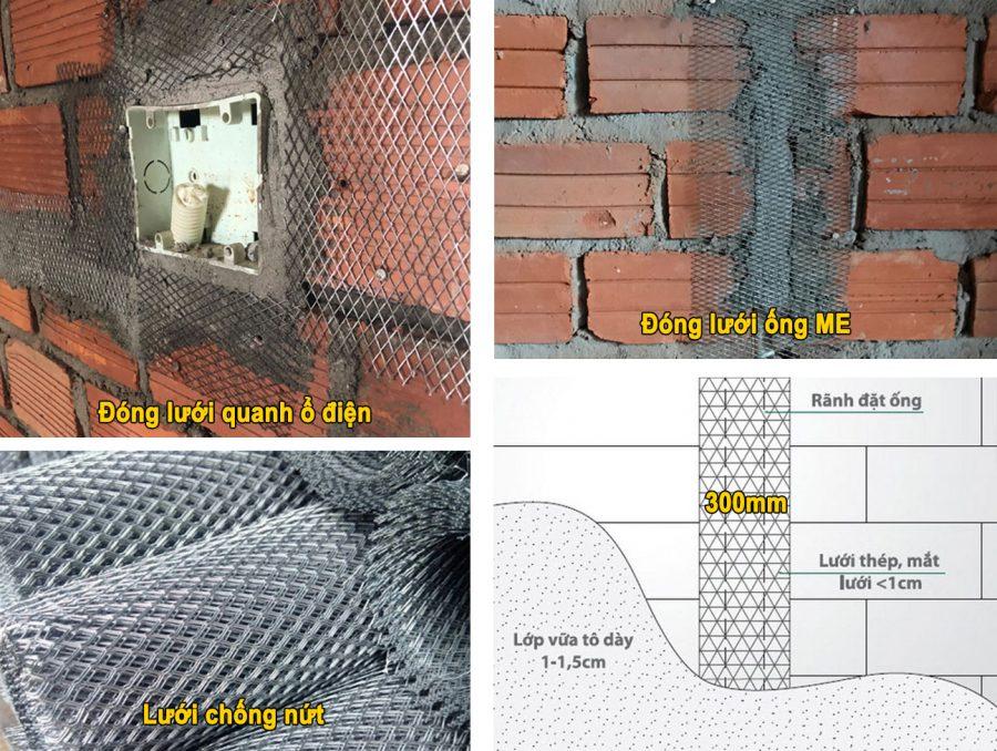 Kỹ-thuật-đóng-lưới-tường-tô