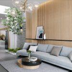 Kinh nghiệm thiết kế mẫu phòng khách hiện đại
