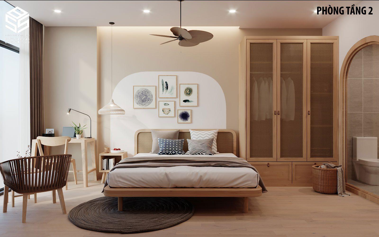Tranh trang trí phòng ngủ đẹp