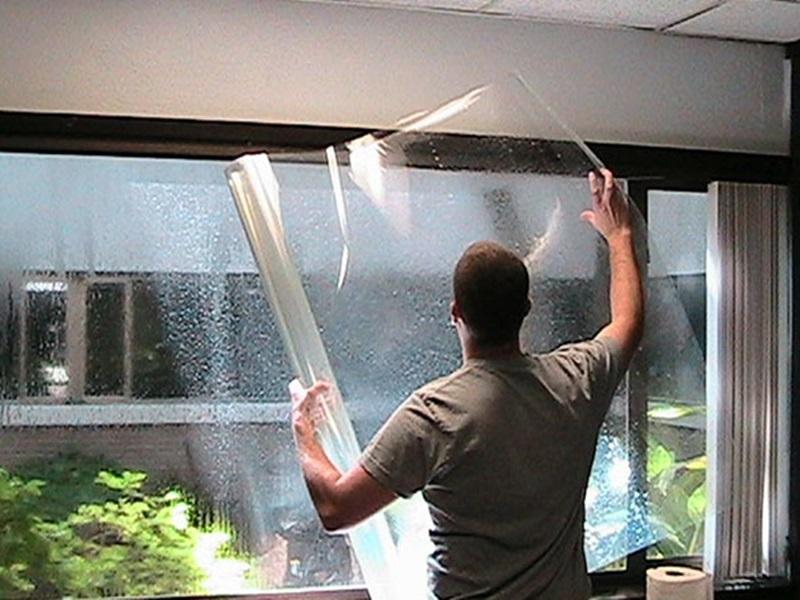 Fiml cách nhiệt cho cửa kính