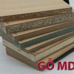 Sự khác biệt giữa gỗ MFC và MDF