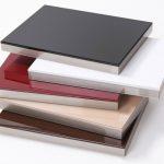 Các vật liệu phủ trên gỗ công nghiệp
