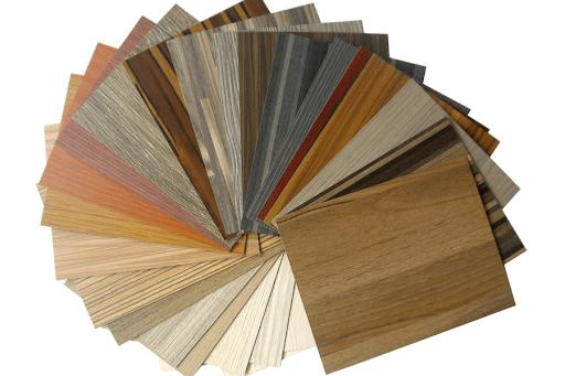 Mẫu gỗ phủ Laminate