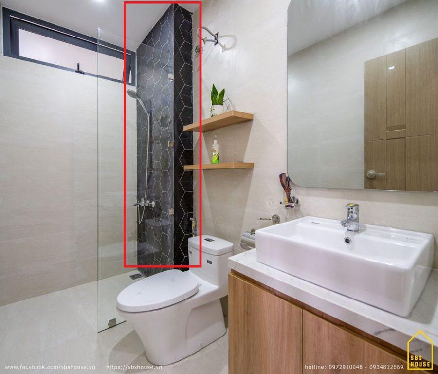 Phương pháp chống thấm cho hộp kỹ thuật nhà vệ sinh