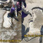Nguyên nhân và biện pháp xử lý vết nứt sàn bê tông