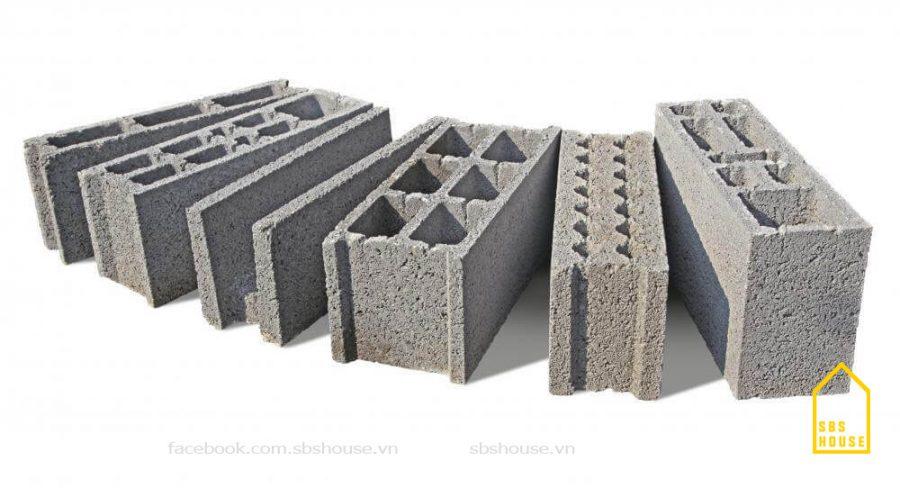 các loại gạch không nung