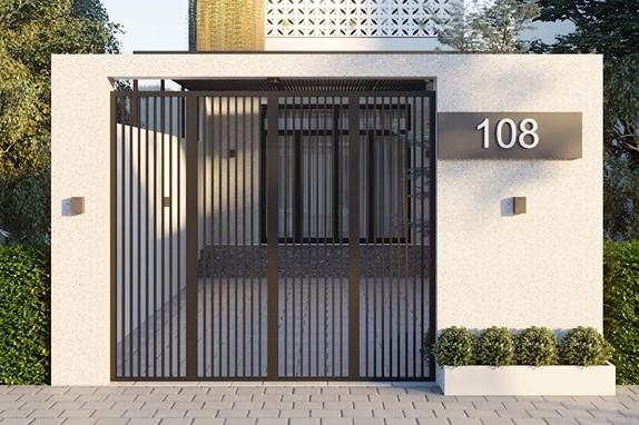cổng hiện đại