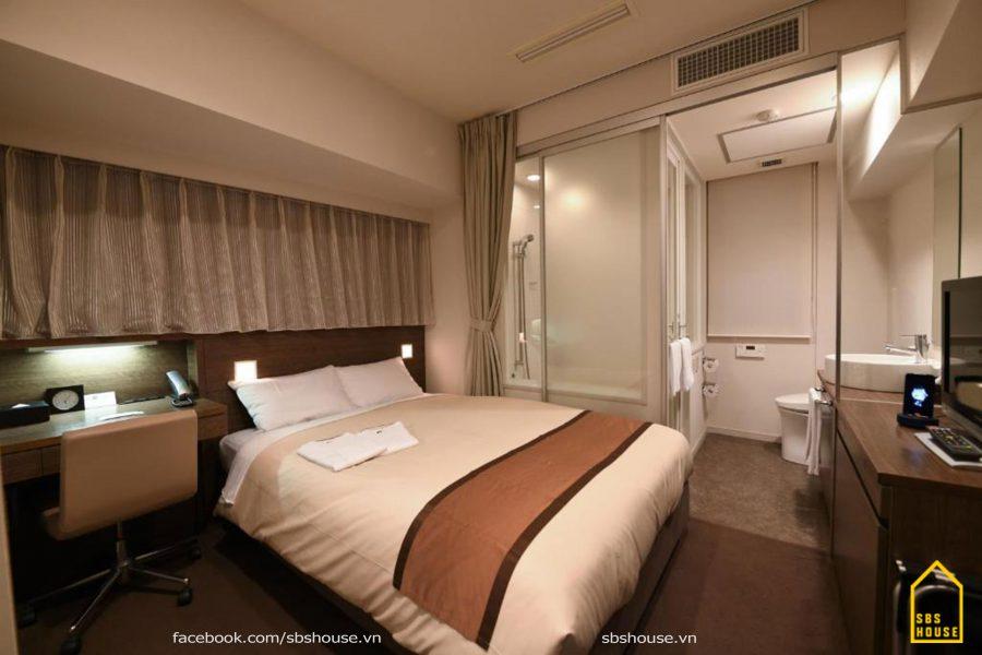 double room là phòng gì