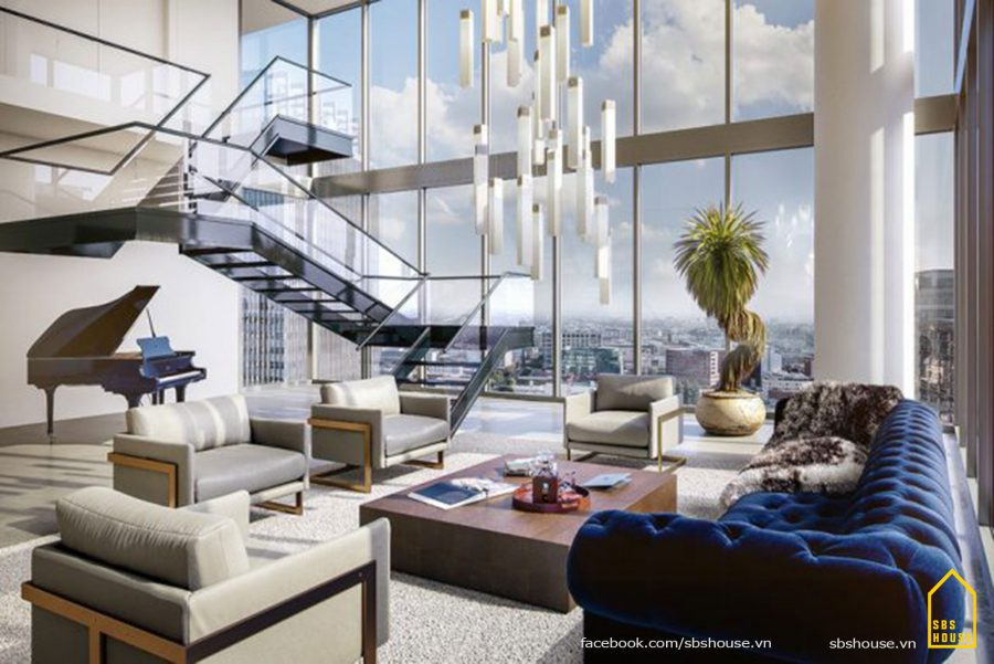 Penthouse đẹp