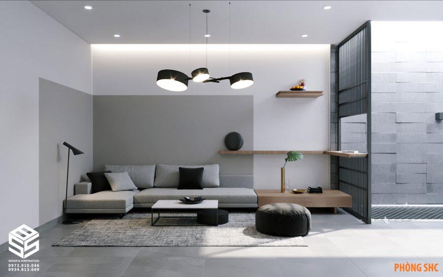 Nội thất minimalist