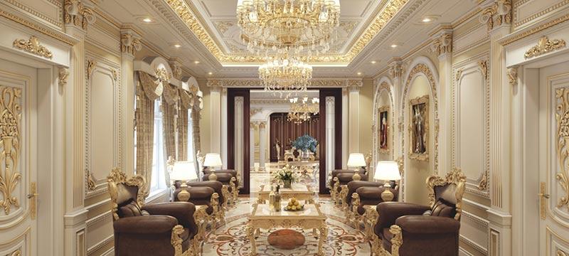 Phong cách thiết kế luxury là gì