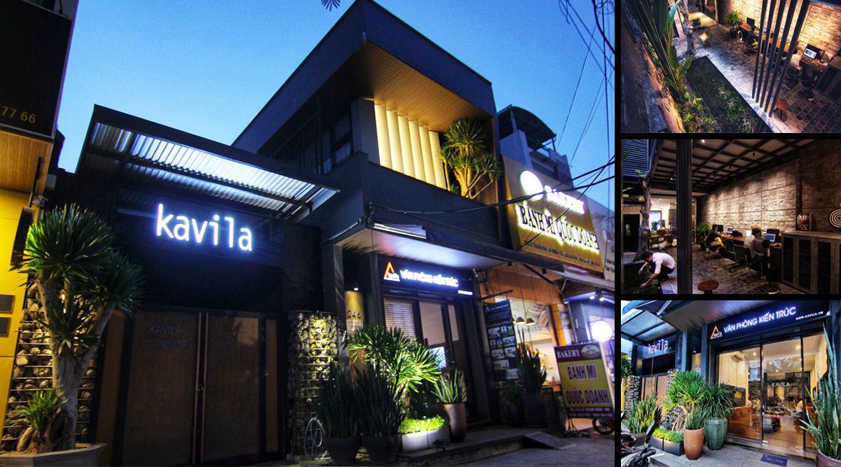 Văn phòng công ty thiết kế kiến trúc Đà Nẵng