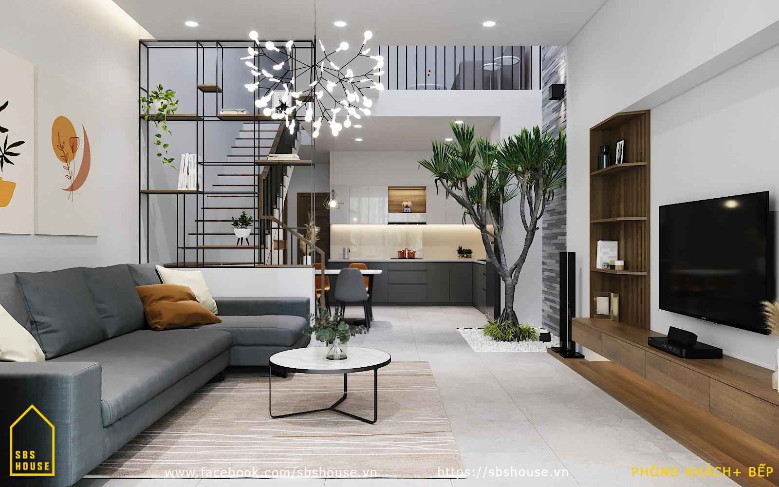 Thiết kế nhà đơn giản giúp hạn chế chi phí phát sinh khi hoàn thiện