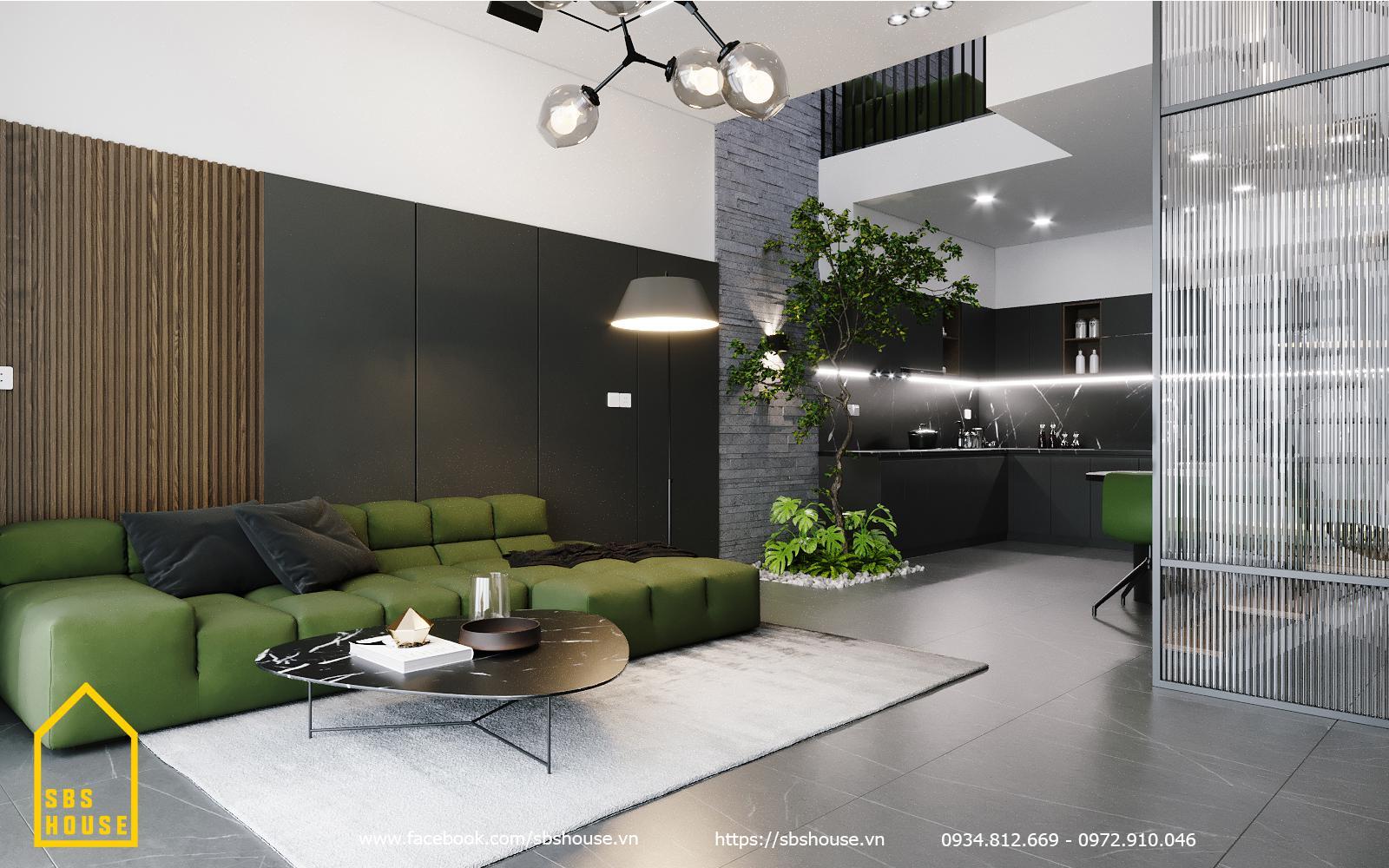 mẫu nhà ống 3 tầng đẹp 2020