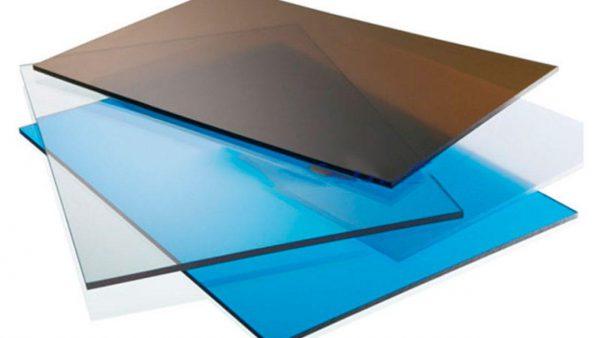 mái che giếng trời bằng nhựa Poly