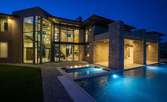 nhà đẹp sao việt