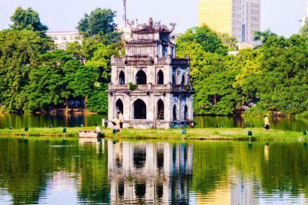 Tháp Rùa Hà Nội