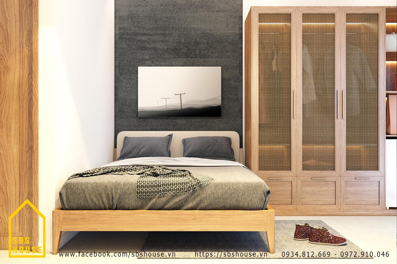 thiết kế căn hộ cho thuê 5 tầng