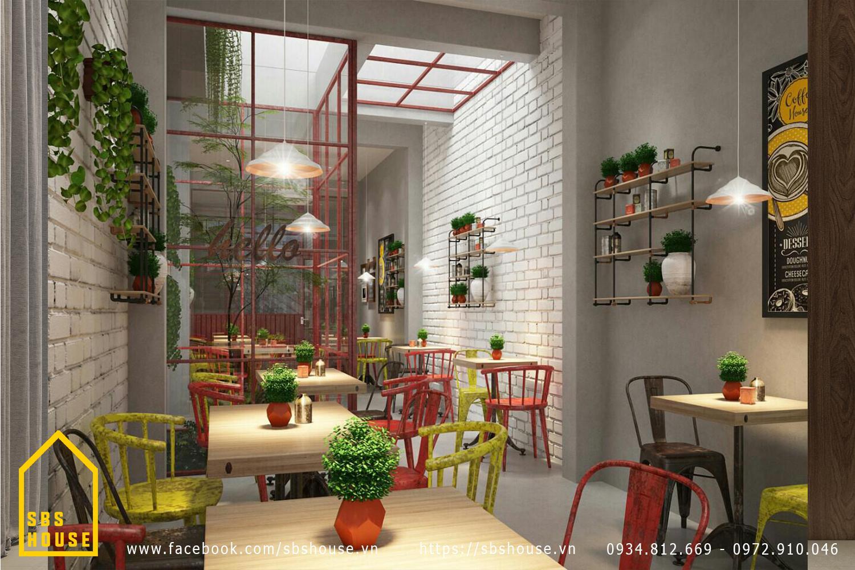 quán cafe nhỏ đẹp