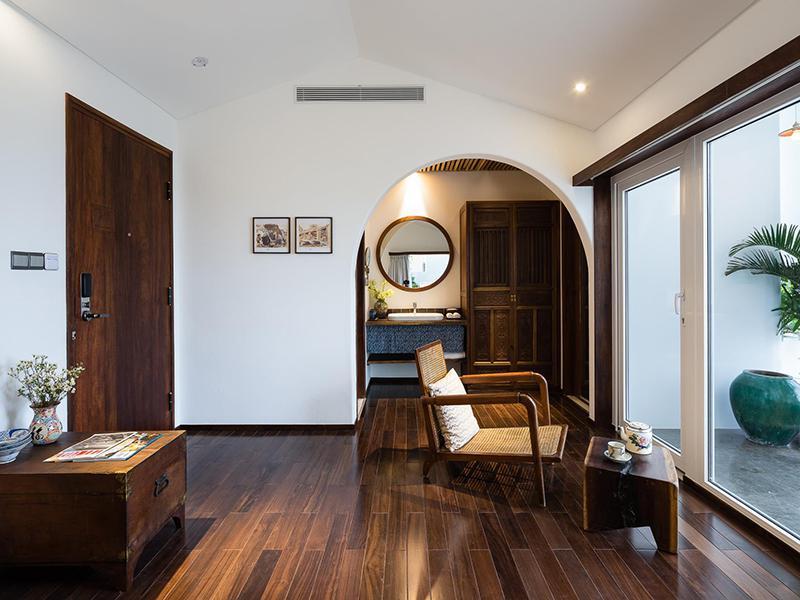phong cách nội thất indochina