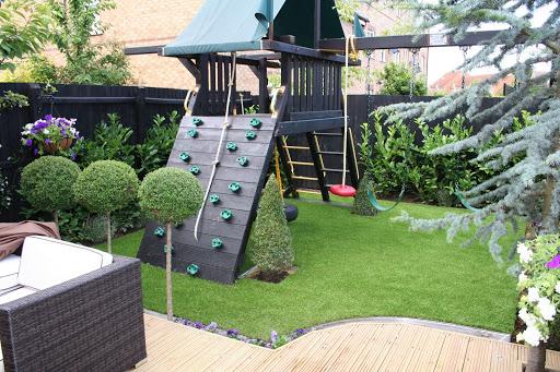 cỏ nhân tạo lát sân