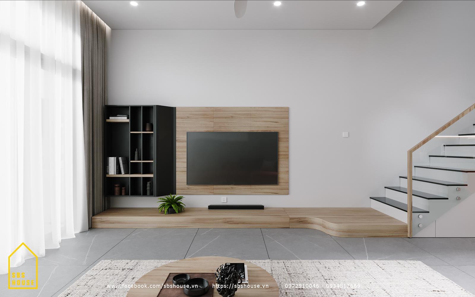 kệ tivi đơn giản hiện đại