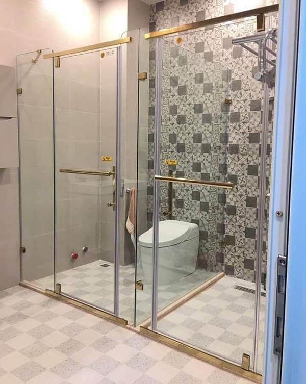 ngăn phòng tắm