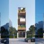 1.65 TỶ cho ngôi nhà 3 tầng 1 tum hiện đại này có đáng