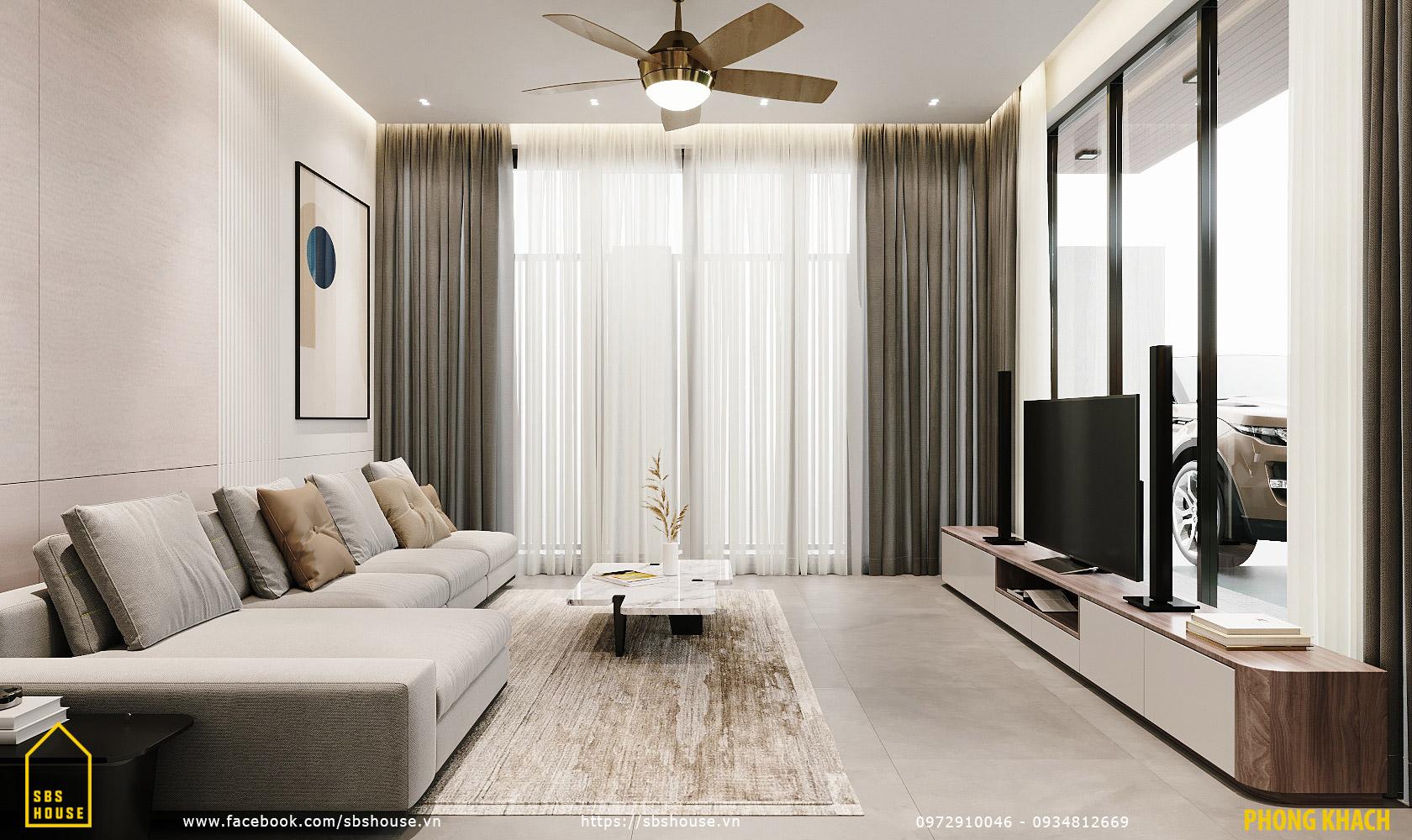 Mẫu phòng khách đẹp đầy tinh tế
