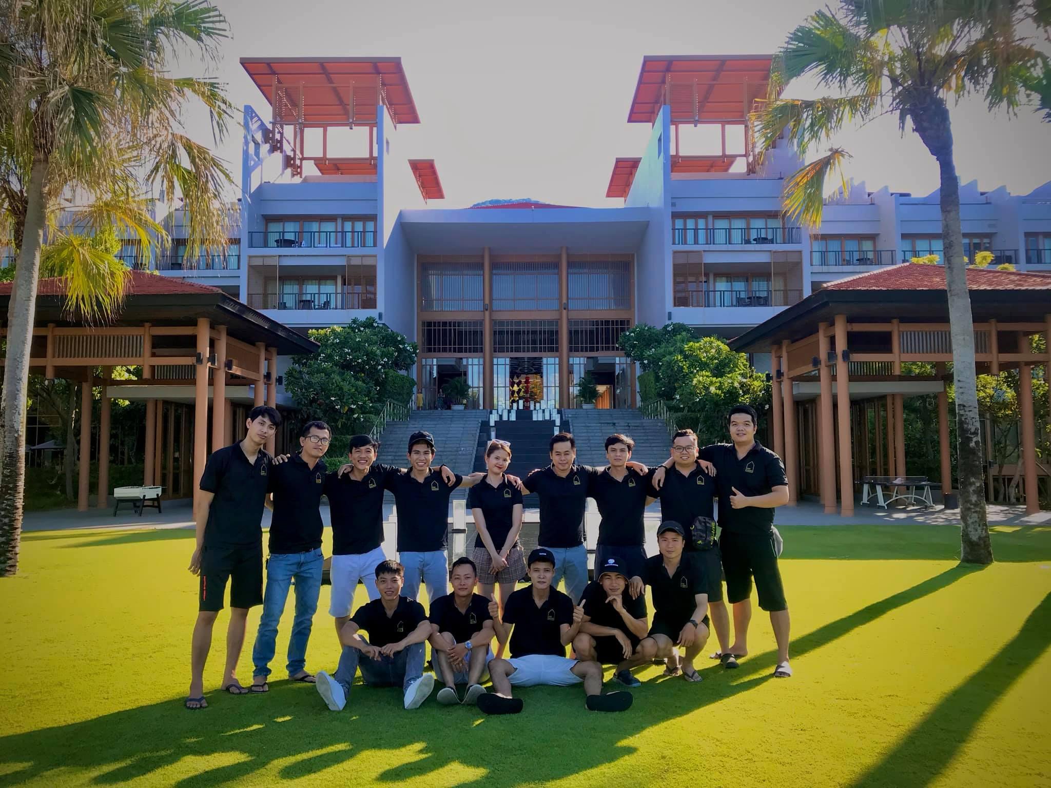Đội ngũ kiến trúc sư SBS HOUSE