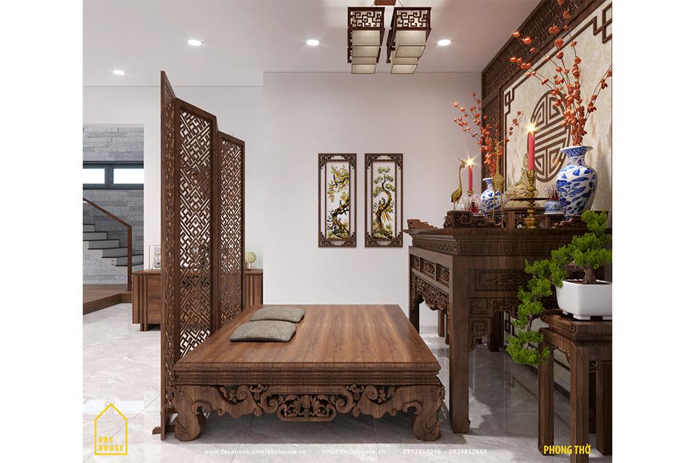 SBS HOUSE - đơn vị thiết kế nội thất đẹp