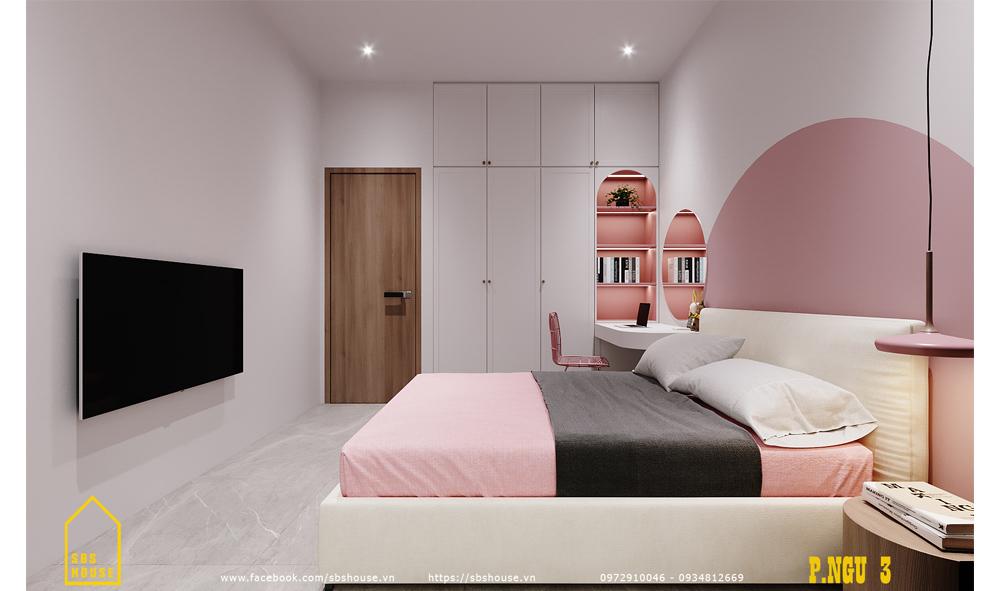 Phòng ngủ dành cho con gái