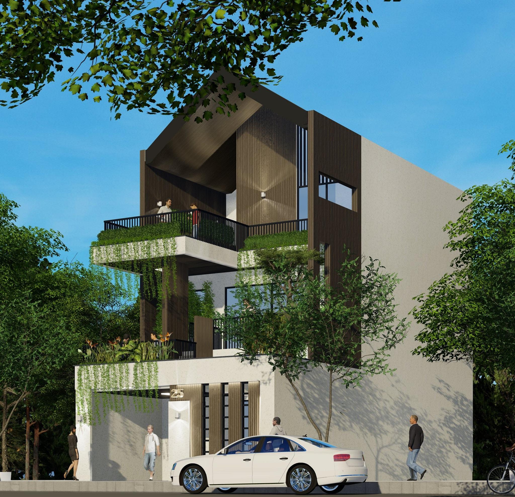 Những dự án nhà ở nổi bật tại QTA