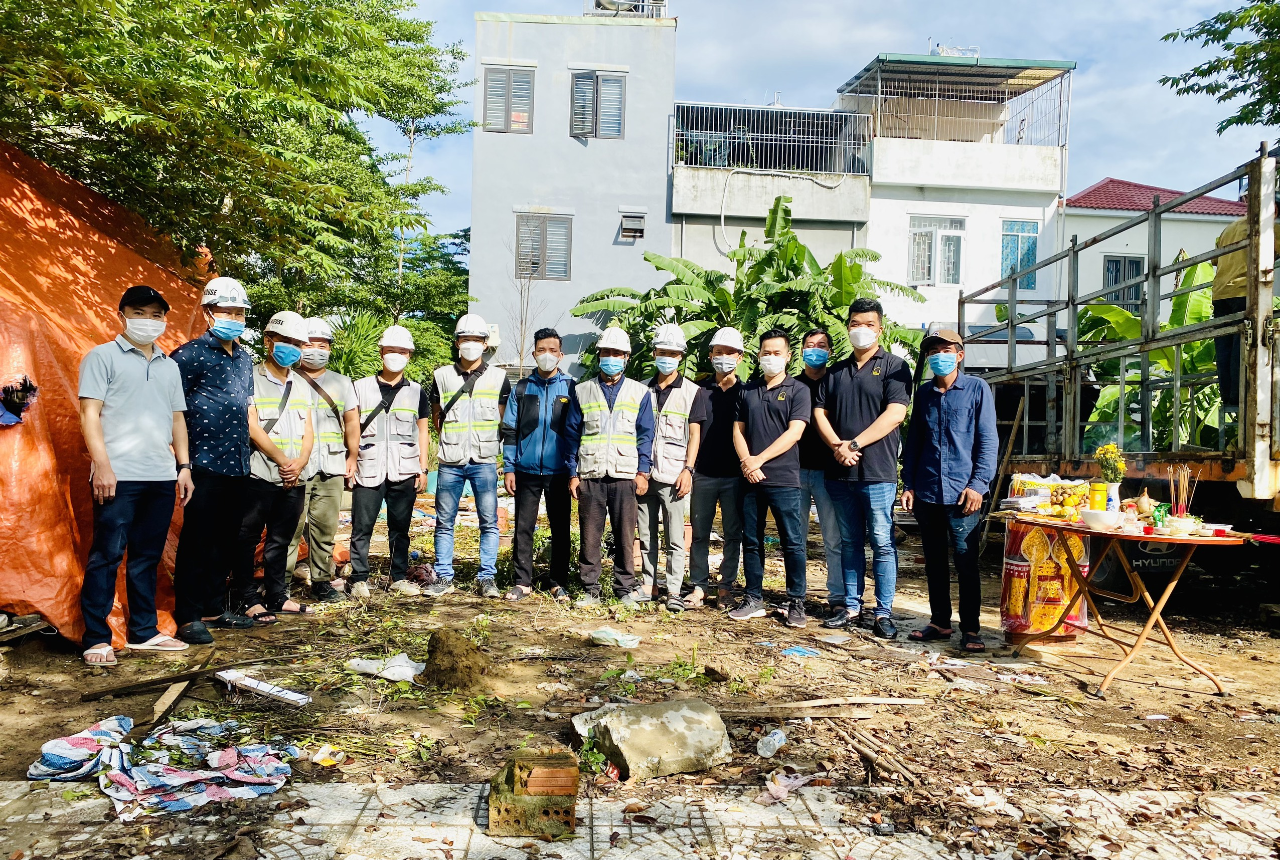 Đội ngũ kỹ sư SBS HOUSE